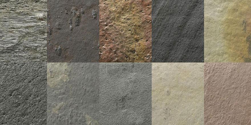 la feuille de pierre
