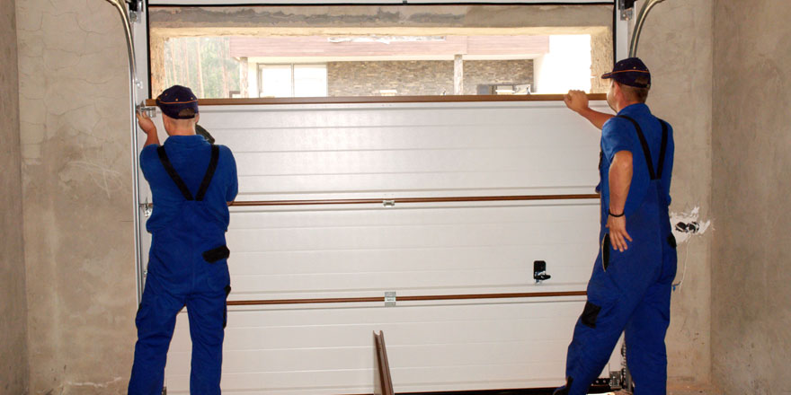 Création sur mesure de portes de garages