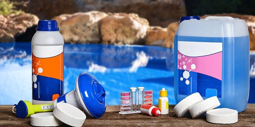 Traitement eau de la piscine